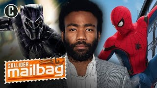 Can Donald Glover Be in Both Black Panther 2 and Spider-Man: Homecoming? - Mailbag