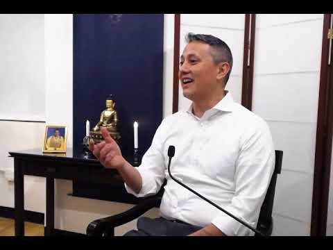 "New York Buddha Dharma   CT Tamura   Talk ""The Path, the Vehicle, and the Traveler"" Part 2   2 12 18"