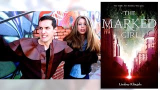 Book Trailer for THE MARKED GIRL