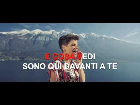 Comunque andare   Alessandra Amoroso   Karaoke con testo