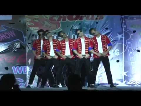 Mj5 latest group  dance hd free download  on ( tip tip barsa panni ) , (dhoom ) full video