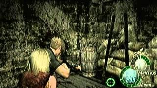 Resident Evil 4 Wii Edition [8] Fuga Dal Villaggio Per Due Percorsi Separati!