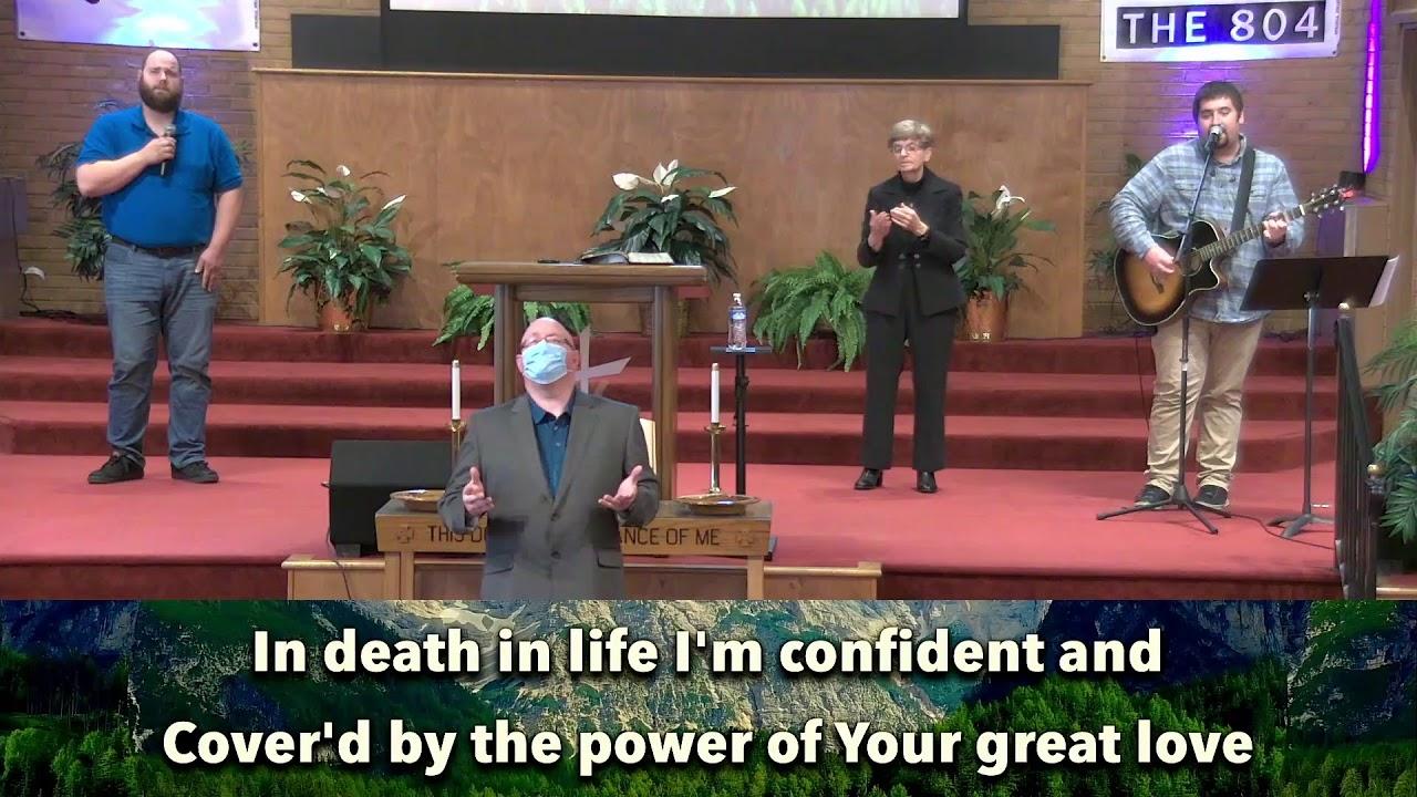 Sunday Morning Worship at OGBC (February 21, 2021)
