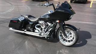 180 fat tire Harley road glide we built