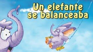 Tres elefantes se balanceaban (canciones y rondas infantiles) thumbnail