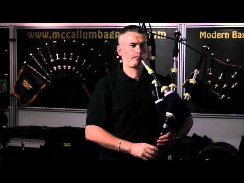 McCallum Bagpipes - Stuart McCallum - 4/4 March