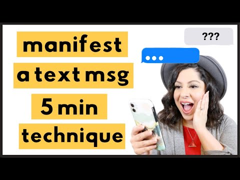 how-to-manifest-a-text-from-a-specific-person-in-2020-(only-takes-5-min!)
