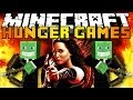"Minecraft: Hunger Games #32 w/ MrWilliamo ""CATCHING FIRE"""