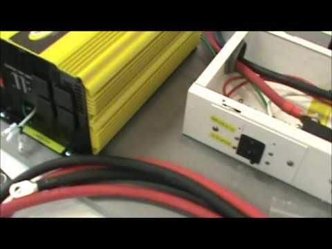 3000 Watt Off Grid Solar System - YouTube