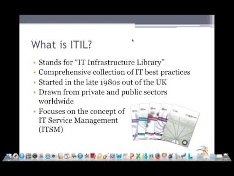 ITIL - Project Manager's Guide
