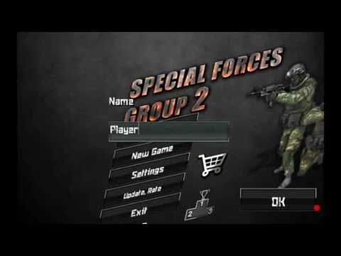 Special forces : Group 2 - Office map |