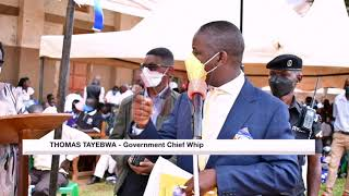 Govt Chief whip attempts to explain bail reforms