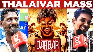 Darbar First Look Poster Reaction