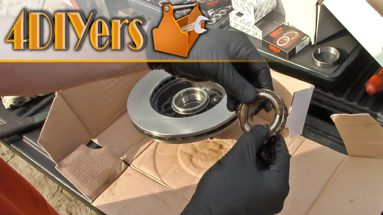 Diy Ford Ranger 2wd Front Wheel Bearing Replacement Youtube 88 F 150 Turn Switch Wiring Diagram
