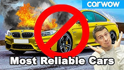 The 15 MOST reliable cars revealed - buy these to avoid bills!