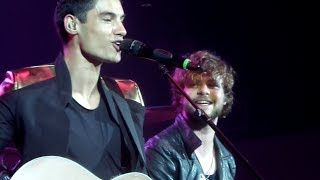Demons (HD) - The Wanted - Last Show - Shawnee, OK 5/17/14