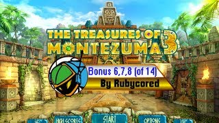 The Treasures of Montezuma 3 - Level 3 Bonus Levels [720p]