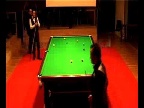 Alfie Burden vs Matthew Couch - Basel Open 2010 Final (Full)