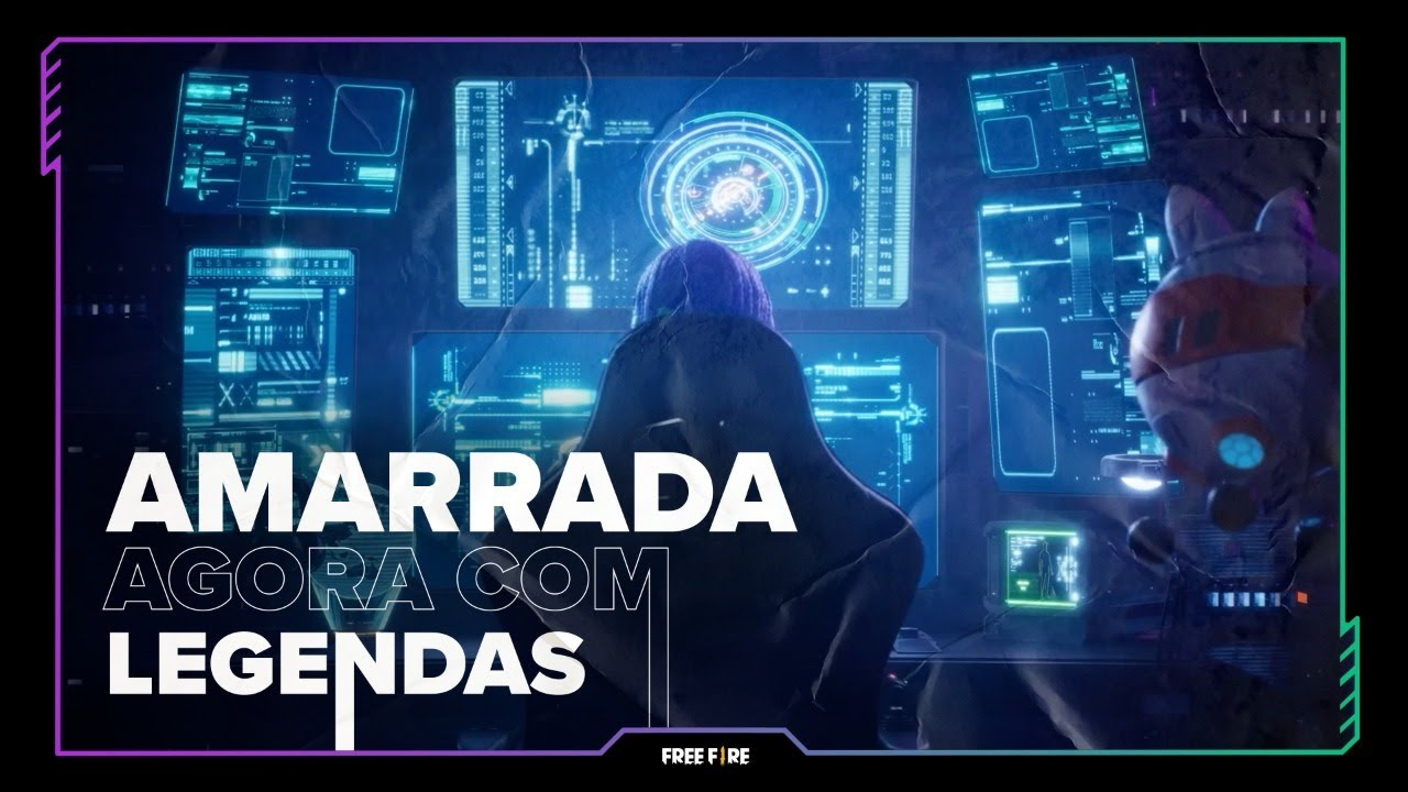 AMARRADA   MÚSICA-TEMA MOCO: DECODIFICADA 👾   FREE FIRE