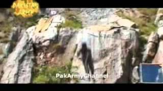 PAKISTAN ARMY.Dharti Dharti Apni Ma - Song   -- Rahat Fateh