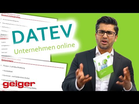 DATEV Auftragswesen online from YouTube · Duration:  2 minutes 36 seconds
