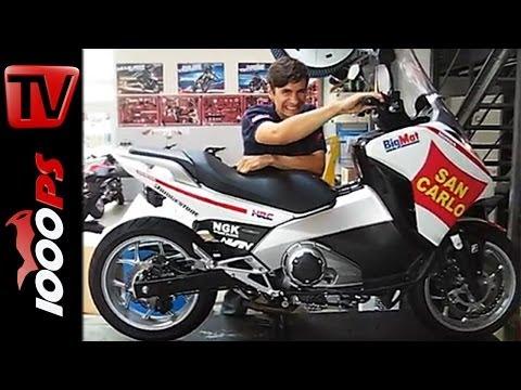 ZONKOs Corner: Honda Integra ohne Puffer | Rollersound de luxe
