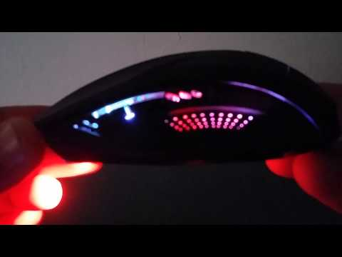 Mouse gamer Wild Beast series Eagle Warrior