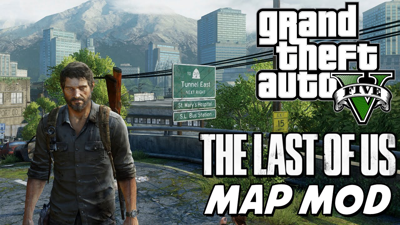 The Last Of Us Map Mod