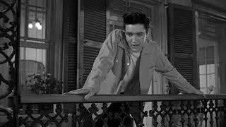 Elvis Presley - Crawfish (1958) Original movie scene HD