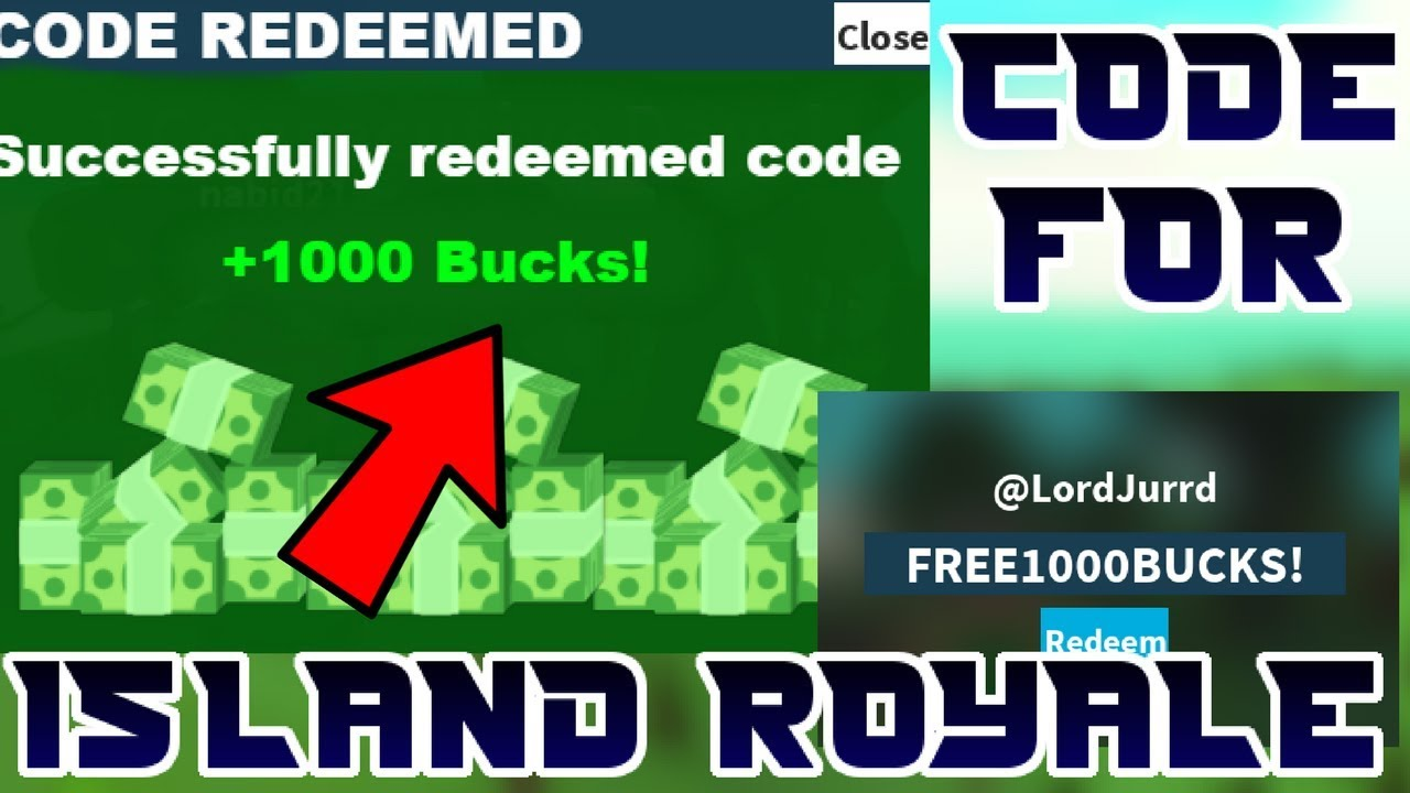 CODES FOR ISLAND ROYALE?!?! | ARE THERE ANY CODES ...