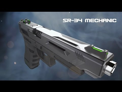 SRU GBB SR-34 MECHANIC | SRU AIRSOFT