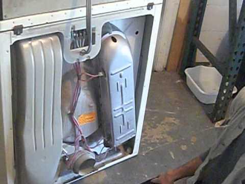 Kenmore Dryer Not Heating