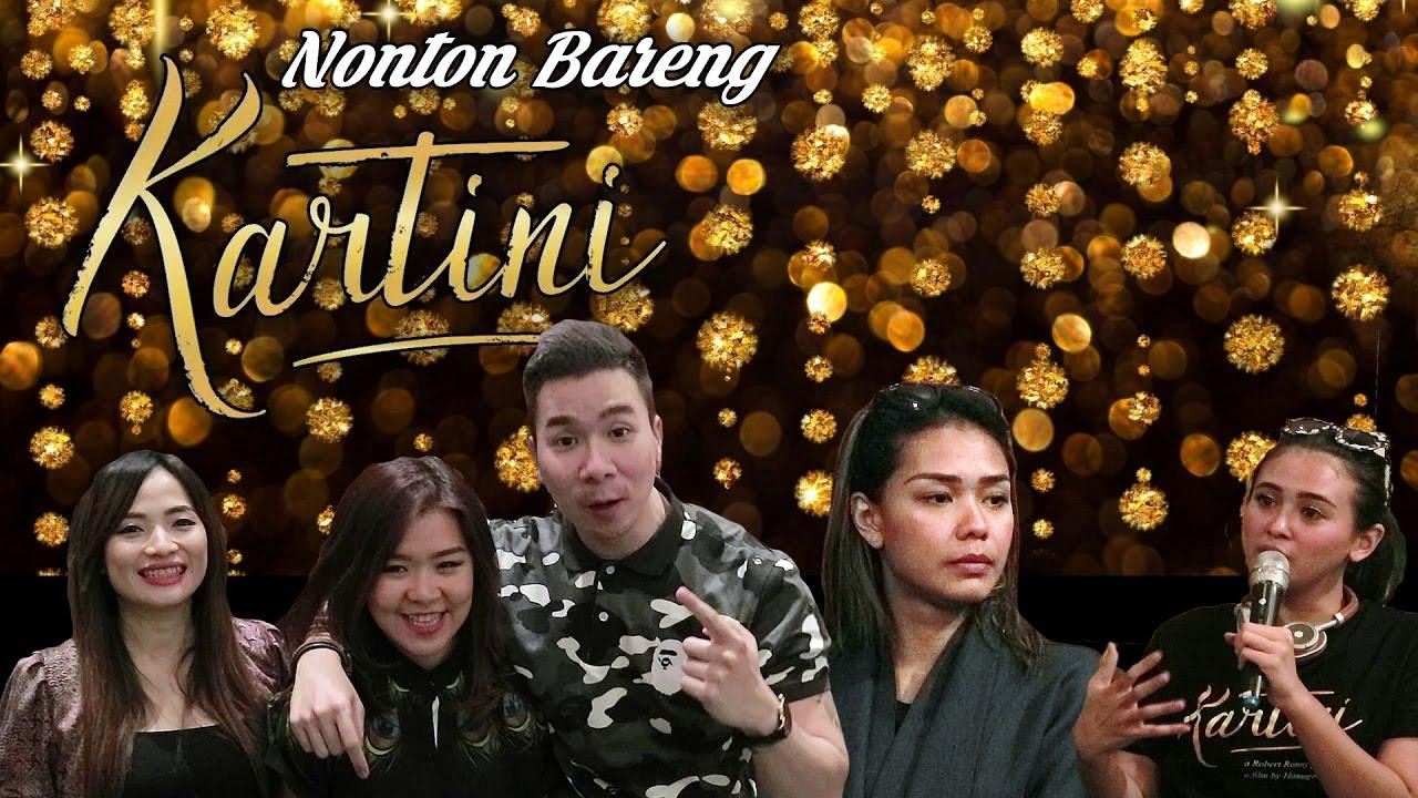 Nonton Bareng Kartini featuring ADINIA WIRASTI & AYUSHITA ...