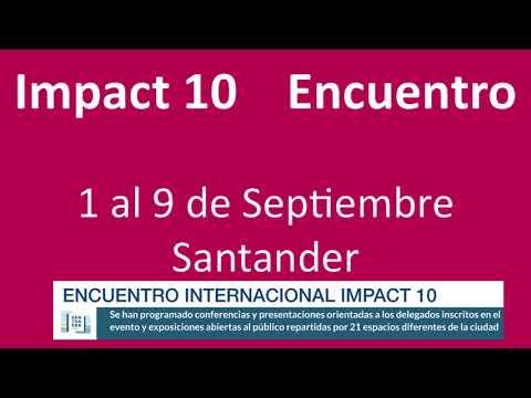 ENCUENTRO IMPACT 10