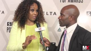 "Angela Hunt talks writing for Jay Z & Alicia Keys, ""Party Done"" ft Machel Montano & more"