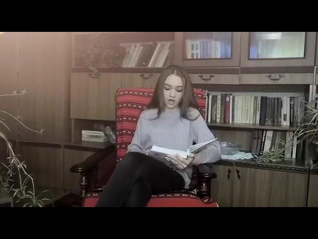 Изображение предпросмотра прочтения – АнастасияПопова читает произведение «ДОБРОТА» Э.А.Асадова