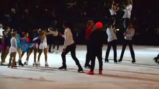Mannequin Challenge. Kings on ice 2016 Bratislava