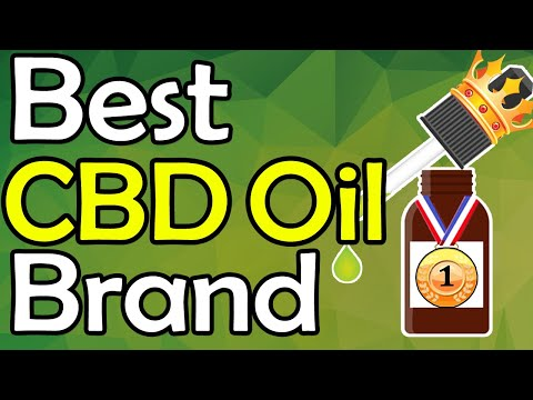 CBD Oil Brand Review: Why THIS Is The BEST CBD Brand In My Experience || Cannabidiol