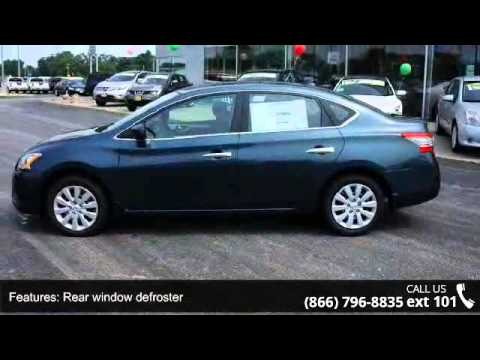 2015 nissan sentra sv autocenters nissan wood river w youtube. Black Bedroom Furniture Sets. Home Design Ideas