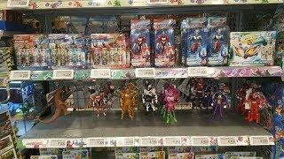 *FIRST* 울트라맨 지드!! 신제품 최초 파는곳?? Ultraman geed!! First store