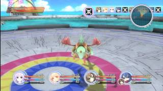 Classic Game Room - HYPERDIMENSION NEPTUNIA MK2 review for PS3