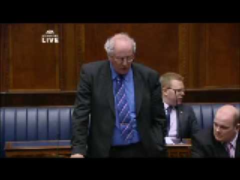 NI Assembly debates the future of the Civic Forum part 2