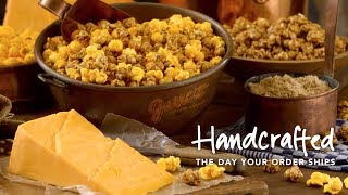 Even when ordered online, we handcraft your Garrett Popcorn in our kitchens on the day it ships. Garrett Popcorn Shops. Like No Other® #GarrettPopcorn ...