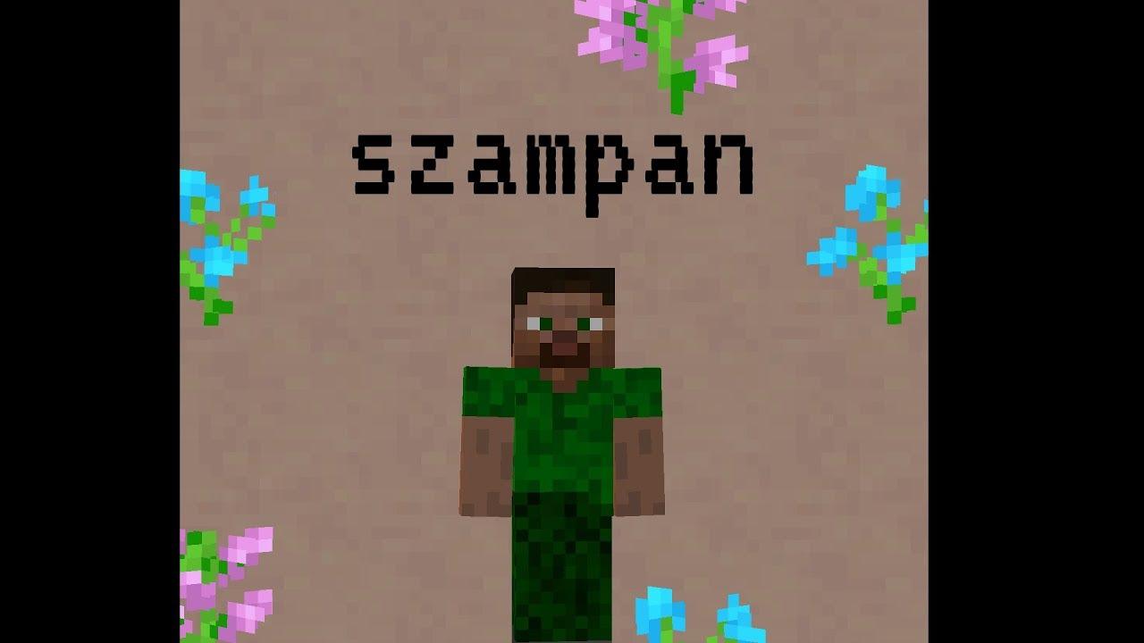 sanah - Szampan (MINECRAFT TELEDYSK)