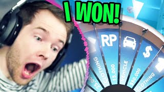 I WON a FREE CAR in GTA 5!