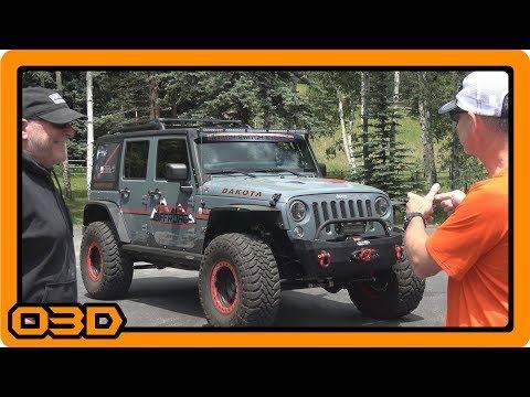 500 Horsepower Jeep Hemi Conversion - YouTube