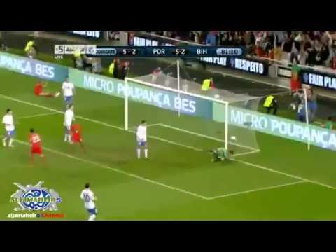 Download Portugal vs Bosnia 6-2 All Goals & Match Highlights [15.11.11] 3D *No Glasses Needed*