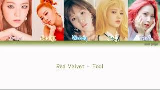 Watch Red Velvet Fool video