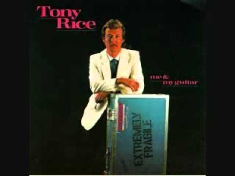Tony Rice ~ Me and My Guitar