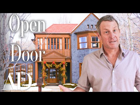 Inside Lance Armstrong's Aspen Home | Open Door | Architectural Digest